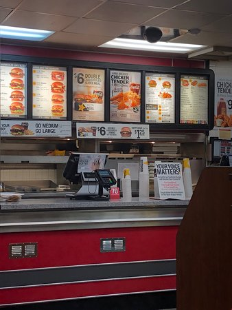 Princeton, NC: Plenty of choices on the menu.