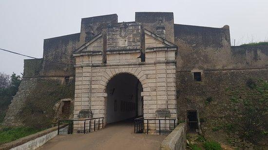 Puerta del Calvario