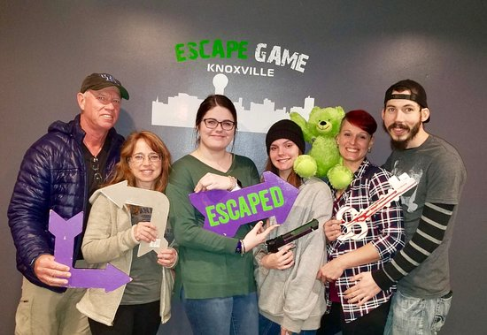 ‪Escape Game Knoxville‬