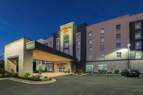Hampton Inn Greenville / I-385 Haywood Mall
