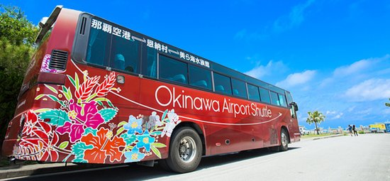 Okinawa Airport Shuttle Bus