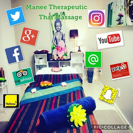 Manee's Therapeutic Thai Massage Wellington