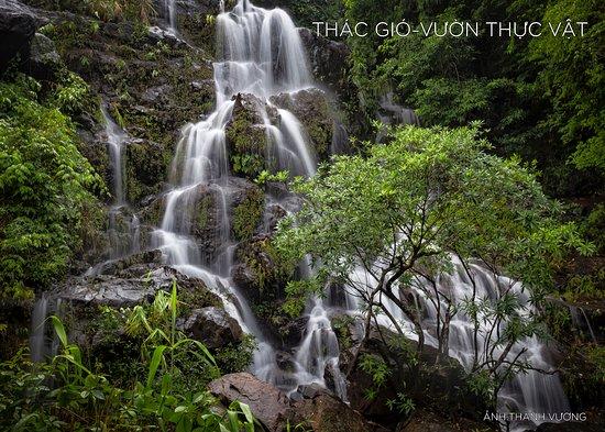 Phong Nha-Ke Bang National Park, Vietnam: Gio waterfall