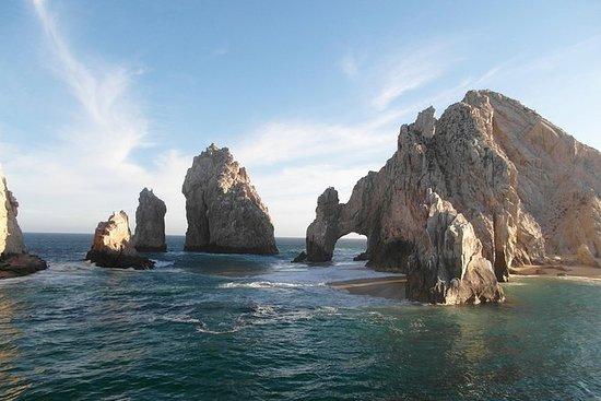 プライベートツアー:アーチを含むロスカボス海岸観光クルーズ