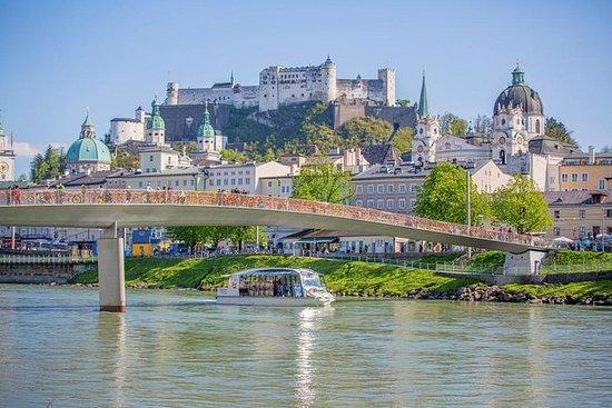 Crucero por la ciudad de Salzburgo en...
