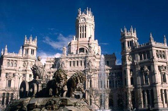 Habsburgs Madrid og kongelig palass...