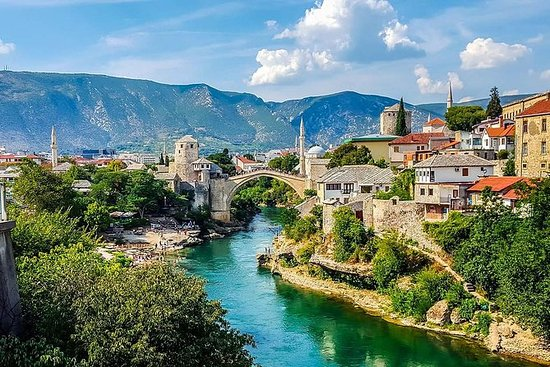 Excursion d'une journée à Mostar...