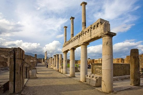 Pompeii Half-day Trip from Naples