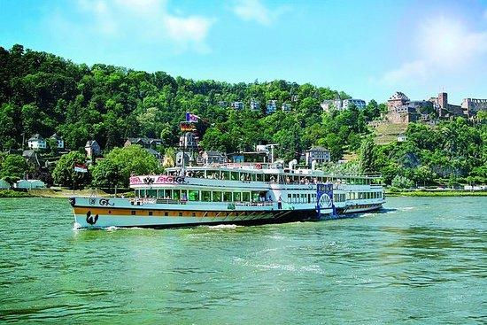 KD Rhein Pass - nostalgische Strecke...