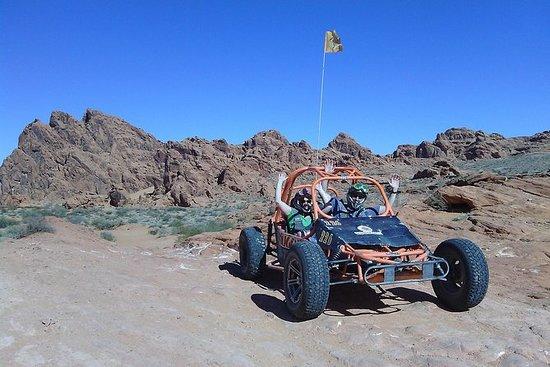 Tour della Valle del Fuoco in buggy