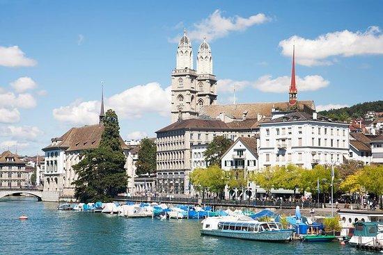 Privat tur: Zürich by høydepunkter