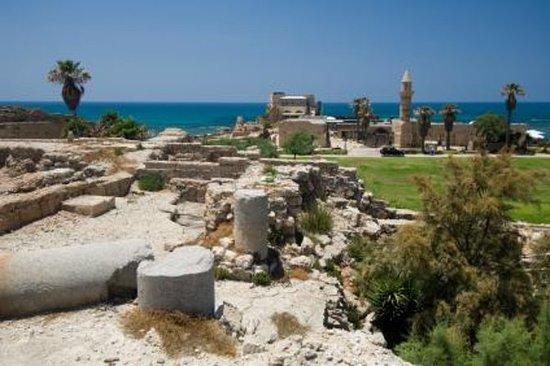 Excursion d'une journée à Césarée...