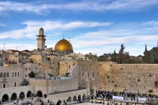 Day Tour to Jerusalem and Bethlehem...