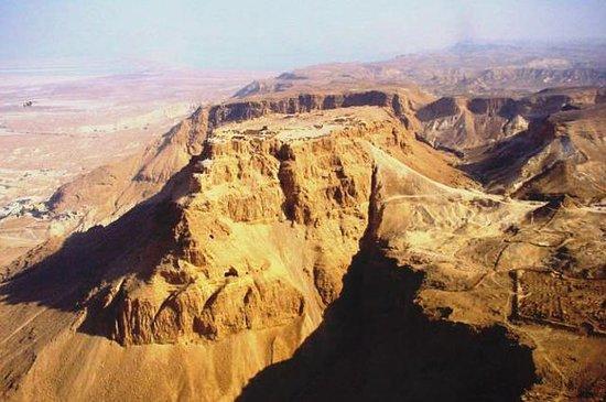 Excursión de un día a Masada y el mar...