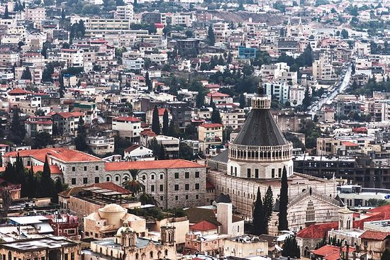 Nazareth and the Sea of Galilee Day...