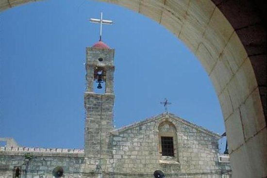 Private Tour: Nazareth, Tiberias and...
