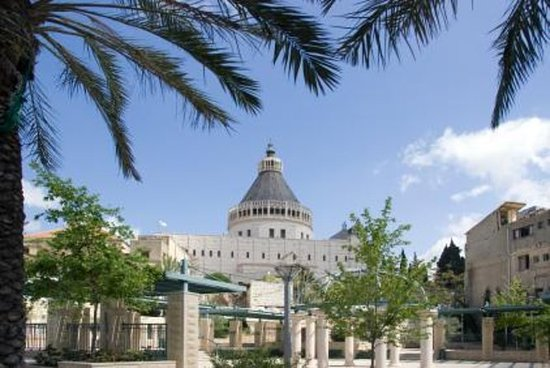 Privat tur: Nazareth, Tiberias og Sea...