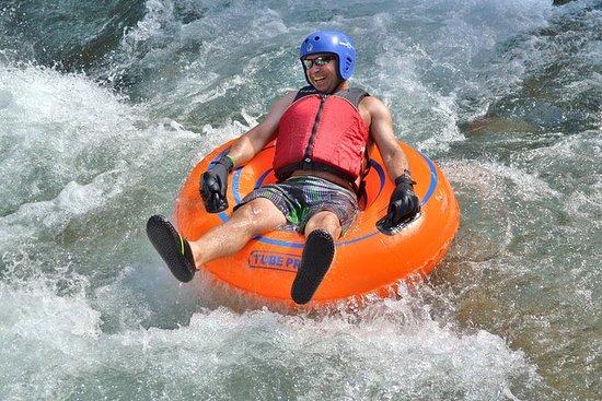 Aventura de tubing en Jamaica por el...