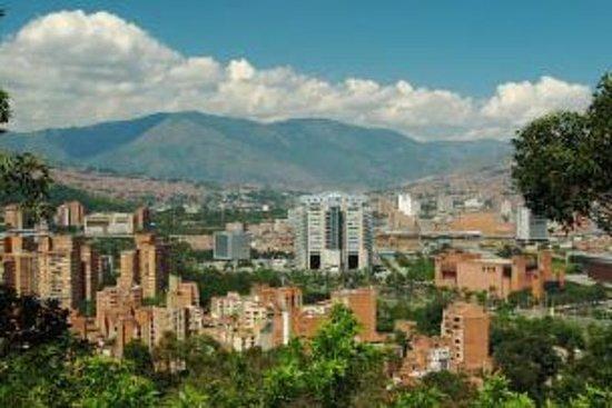 Medellín City Tour med valgfri lunsj...