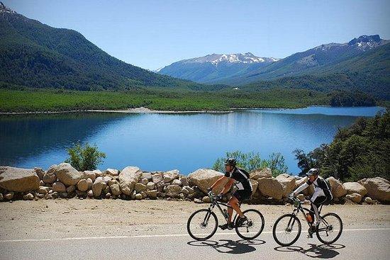 Aventura en bicicleta de montaña en...