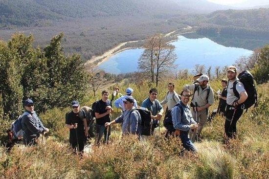 Cerro Falkner Hiking Tour from San...