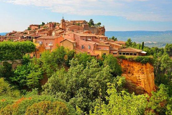 Provence Vinprodusenter og Luberon...