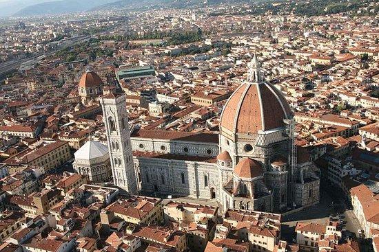 ベネチアから特急列車で行くフィレンツェ日帰り自由旅行