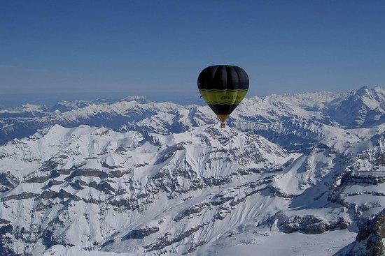Hot Air Balloon Flight over Piedmont...