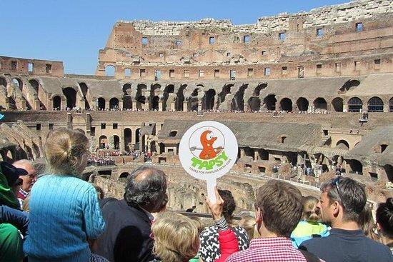 Tour de Rome avec les enfants: Visite...