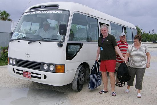 Grand Cayman Private Kundenbus Tour