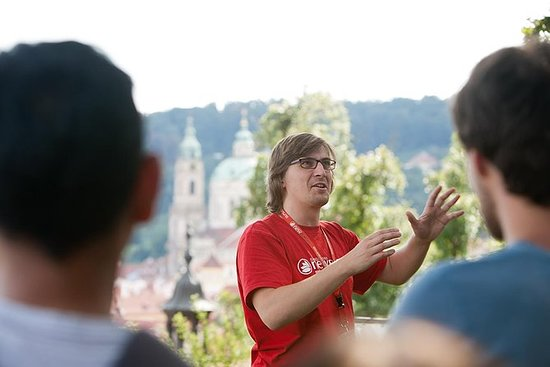 Kasteelwandeling Praag en kasteel