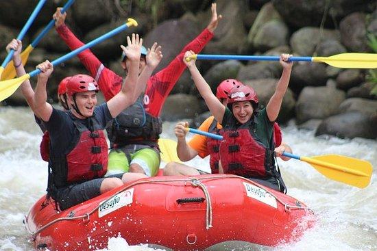 Excursion en rafting sur le Rio Balsa...