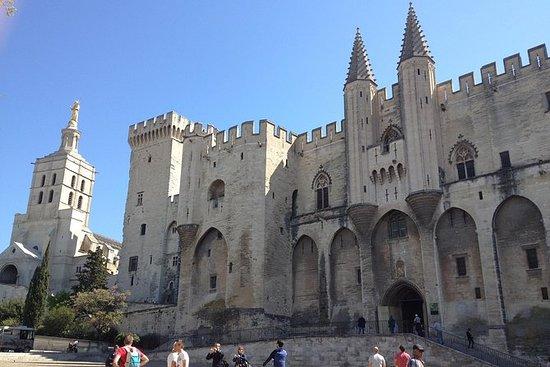 Avignon og Luberon Villages Small...