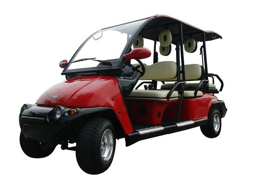 Aluguel de carrinho de golfe em Roma