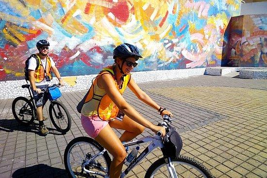 Santa Tecla历史和文化自行车之旅萨尔瓦多
