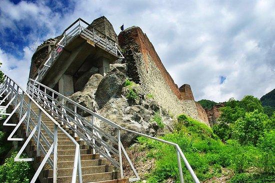 Gita di un giorno al castello di Vlad