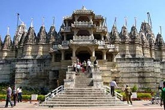 Jain Temple Full Day Tour fra Jodhpur...
