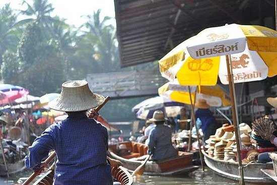 Floating Markets of Damnoen Saduak