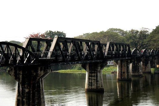 Bridge on River Kwai from Bangkok