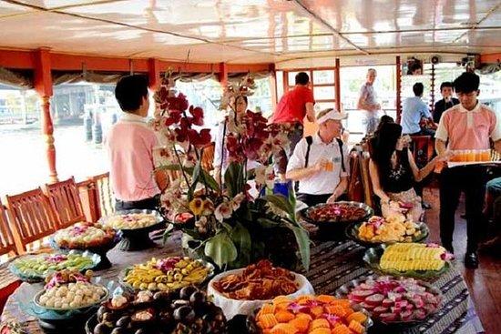 Tour por el canal Bangkok Rice Barge
