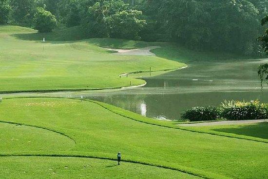 私人高尔夫之旅:曼谷全日高山高尔夫和体育俱乐部