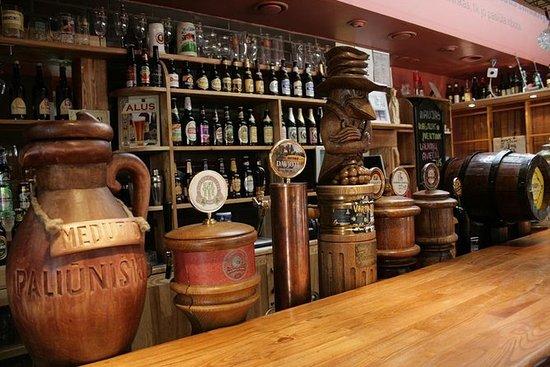 私人旅游:维尔纽斯啤酒体验
