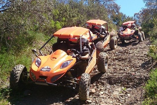 L'esperienza di buggy in Algarve