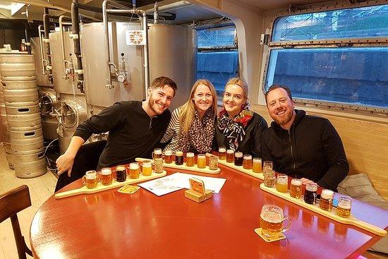 Tour della birra in mini birrifici a