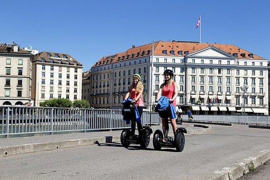 Small-Group Geneva Segway Tour