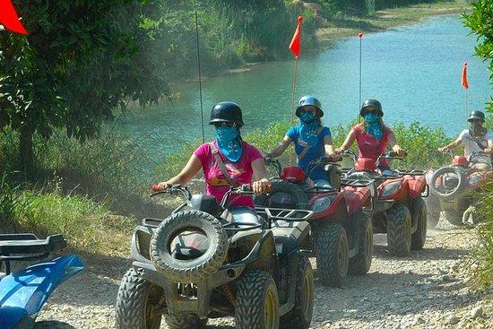 Safari en quad d'Alanya aux Taurus...