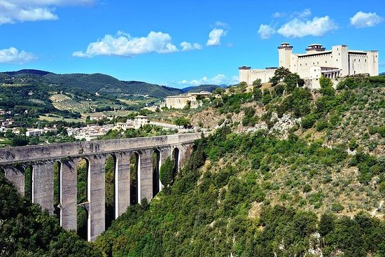 Spoleto Private Walking Tour