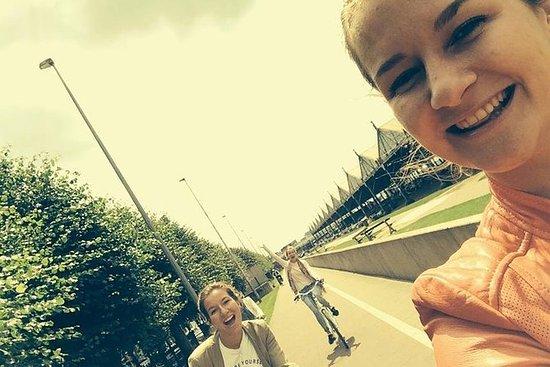 Visite en vélo d'Anvers