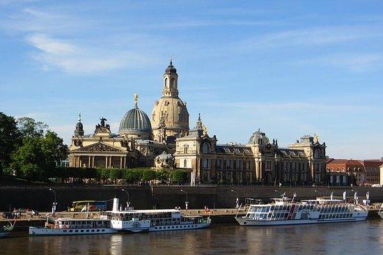 Tour privato di un giorno a Dresda da