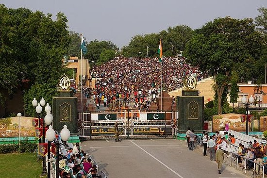 Private Tour: Golden Temple and Wagah...